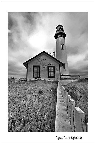 Pigeon Point... by Julian Escardo
