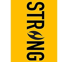 STRONG 2 Photographic Print