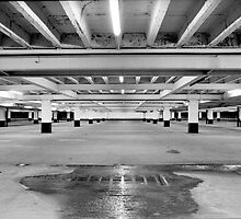 carpark one by hellibelli5000
