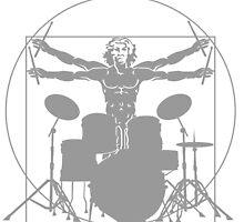 da Vinci percussion lines by muli84