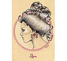 Libra Photographic Print