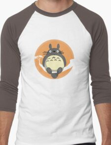 My Neighbour Totoro Men's Baseball ¾ T-Shirt