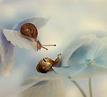 So happy together :) by Ellen van Deelen
