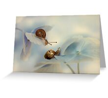 So happy together :) Greeting Card