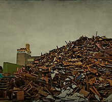 Waste by Patrick Monnier