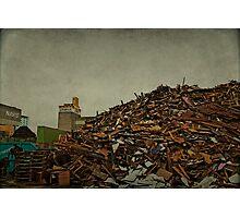 Waste Photographic Print