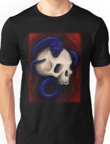 Skull and Snake Tee Shirt Unisex T-Shirt