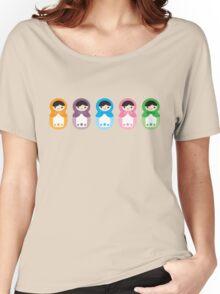 Matryoshka Dolls Women's Relaxed Fit T-Shirt