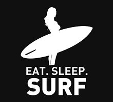 EAT SLEEP SURF Unisex T-Shirt