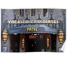 Amsterdam: Pathe Tuschinski Theater Poster