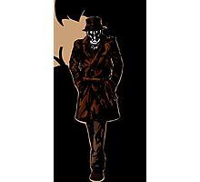 Rorschach In The Dark Photographic Print