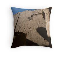 Luxor Wall Throw Pillow