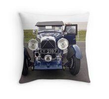 1932 Lagonda 16/80 2 Door Model Throw Pillow