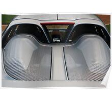 Porsche Carrera GT - Lungs? Poster