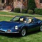 Ferrari Dino GT - All Original -  by Daniel  Oyvetsky