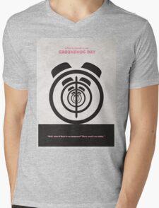 Groundhog Day Mens V-Neck T-Shirt