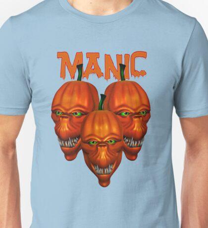 Maniacal Pumpkins  Unisex T-Shirt