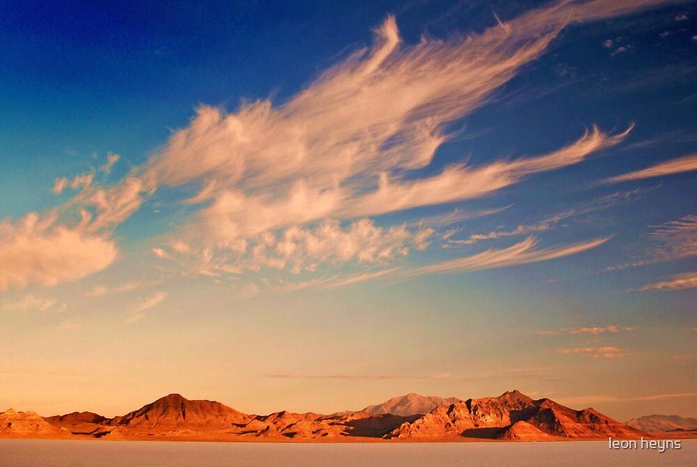 Salt Lake by Leon Heyns