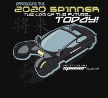 Introducing... The 2020 Spinner T-Shirt
