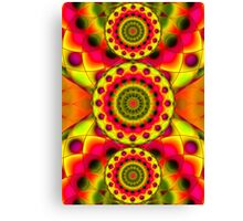 Psychedelic Visions Canvas Print