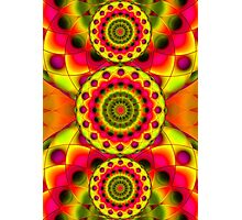 Psychedelic Visions Photographic Print