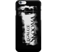 Legalize Skooma [The Elder Scrolls] iPhone Case/Skin