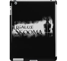 Legalize Skooma [The Elder Scrolls] iPad Case/Skin