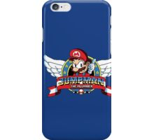 Jumpman The Plumber iPhone Case/Skin