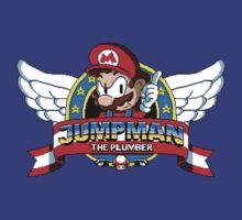 Jumpman The Plumber by Scott Weston