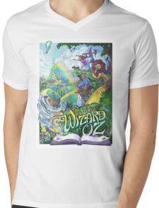 Wizard of Oz Mens V-Neck T-Shirt