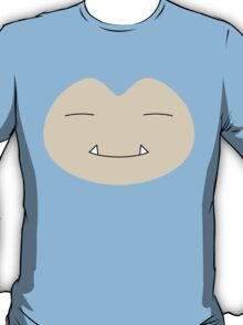 A Wild Snorlax Appears! T-Shirt