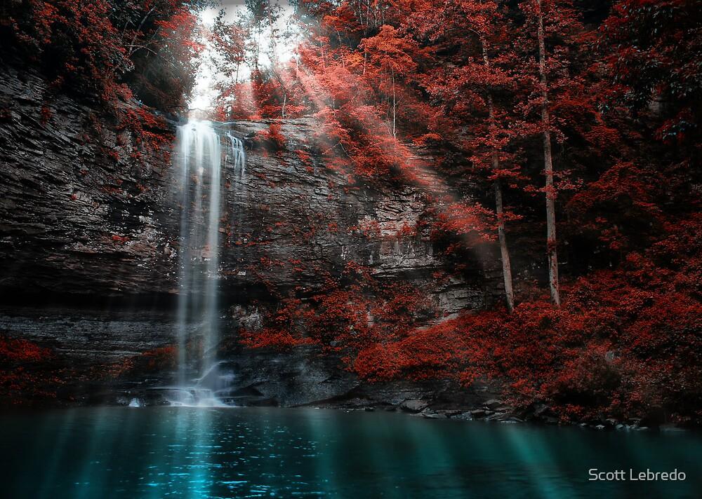 Indian Falls by Scott Lebredo