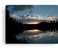 Our Front Yard Canvas Print