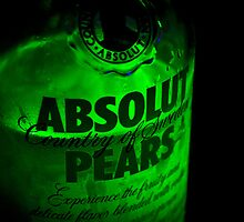 Absolut Green Pear by JDogra