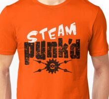 Steampunked Unisex T-Shirt