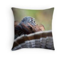 Behold... A Fair Maiden In Yonder Tree Throw Pillow