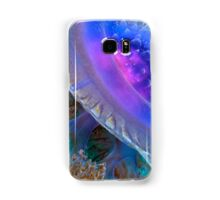 Crown Jellyfish Close Up Samsung Galaxy Case/Skin