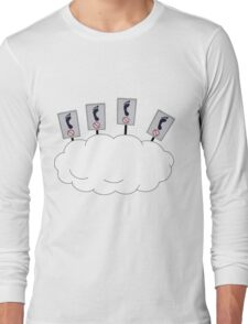 Get Off of My Cloud Long Sleeve T-Shirt