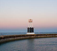 North Beach Tidal wall by BradKphoto