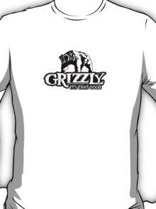 Grizzly Smokeless Tobacco T-Shirt