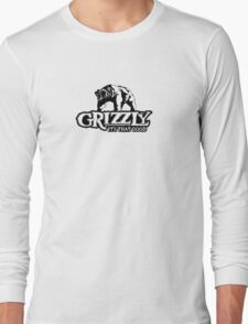 Grizzly Smokeless Tobacco Long Sleeve T-Shirt