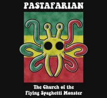 Pastafarian -- The Church of the Flying Spaghetti Monster by Samuel Sheats