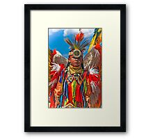 Carrying On The Tradition Framed Print