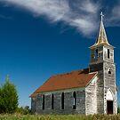 Abandoned County Church by Mark Van Scyoc