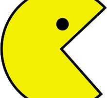 Pac Man by PaContent