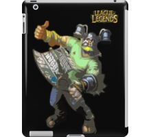 League of Legends - Olaf Brolaf iPad Case/Skin