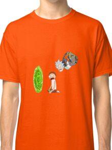 Rick and Morty Portal  Classic T-Shirt
