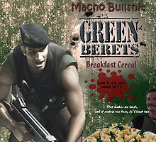 Commando Breakfast Cereal by strawberrymouse