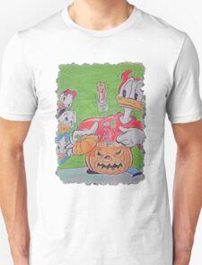 Donald Duck Halloween Trick I T-Shirt