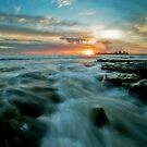 Mooloolaba Sunrise by Melinda Kerr